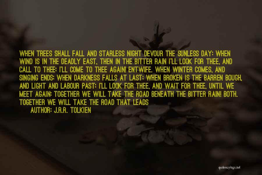 Look Beneath Quotes By J.R.R. Tolkien