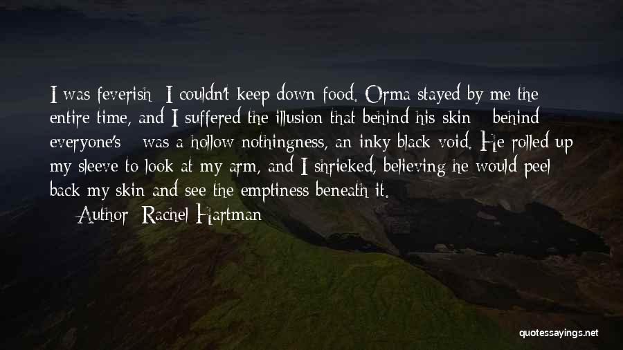 Look Beneath Quotes By Rachel Hartman