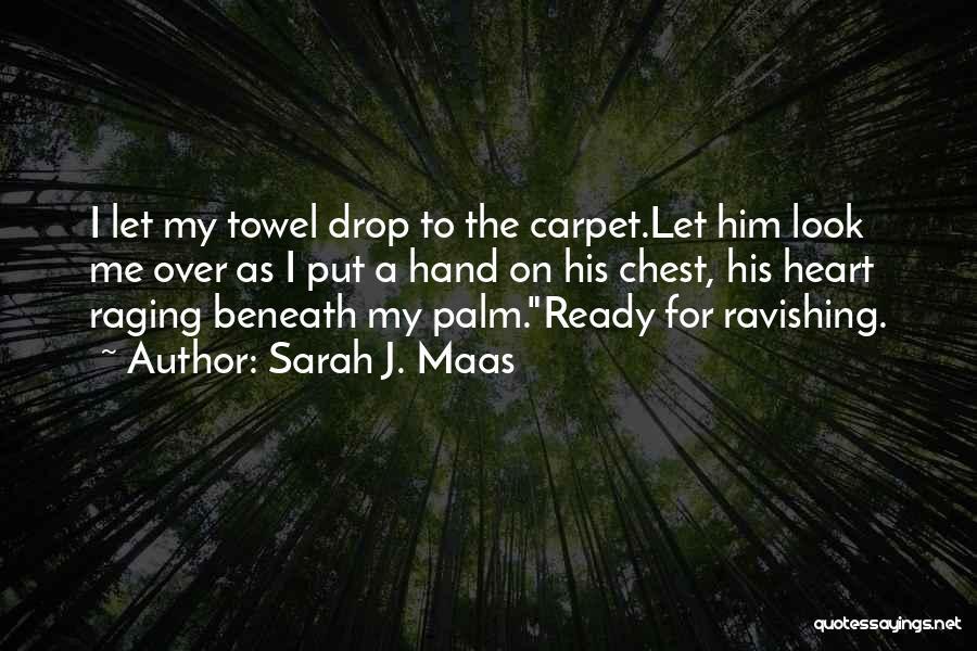 Look Beneath Quotes By Sarah J. Maas