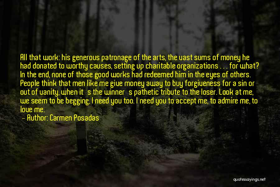 Look For Good In Others Quotes By Carmen Posadas