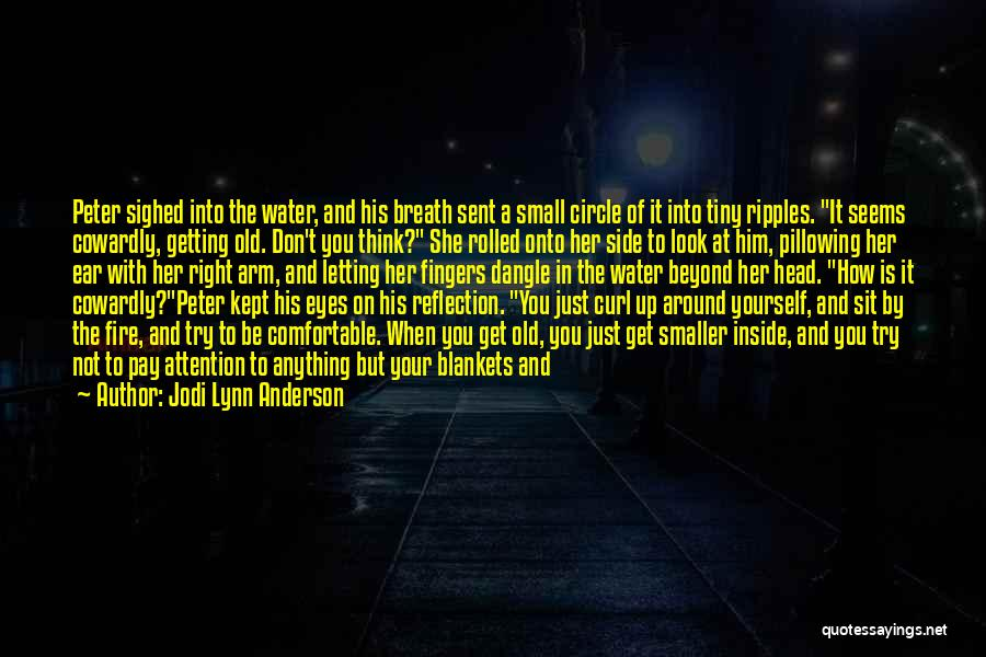 Look Into Yourself Quotes By Jodi Lynn Anderson