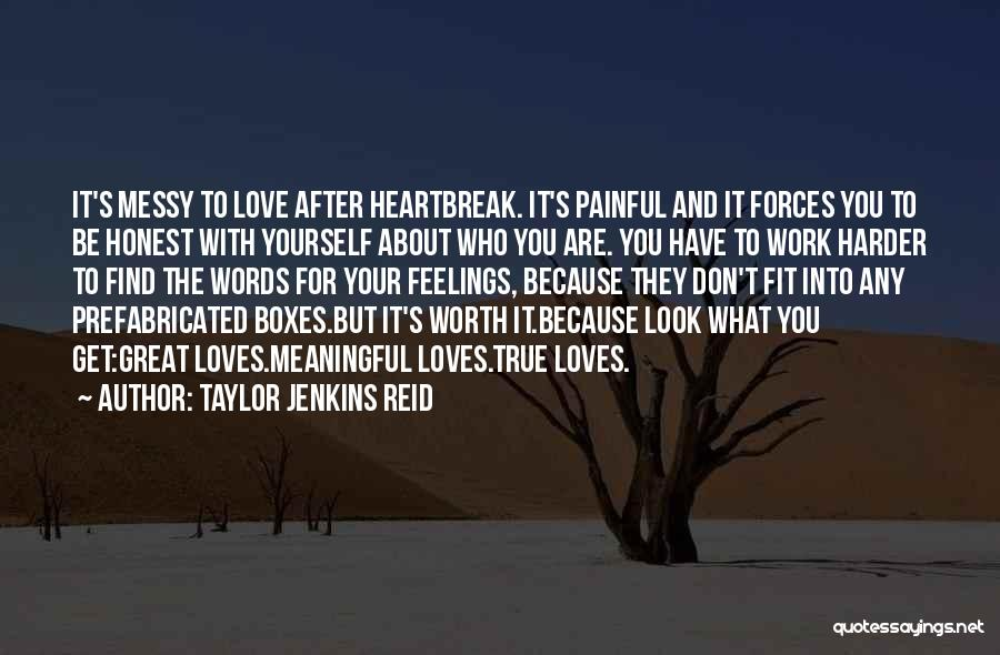 Look Into Yourself Quotes By Taylor Jenkins Reid