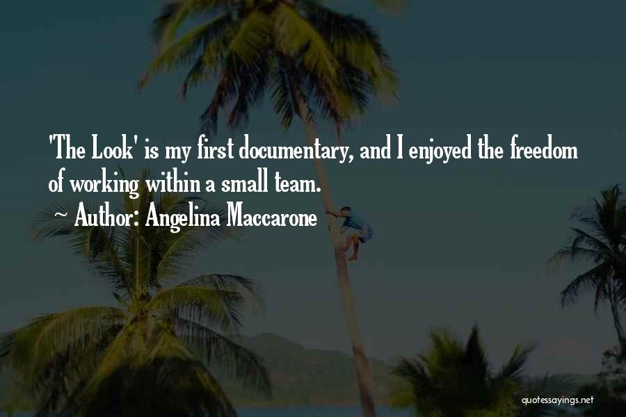 Look Within Quotes By Angelina Maccarone