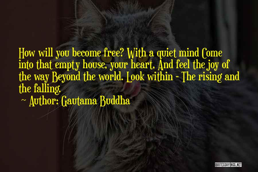 Look Within Quotes By Gautama Buddha
