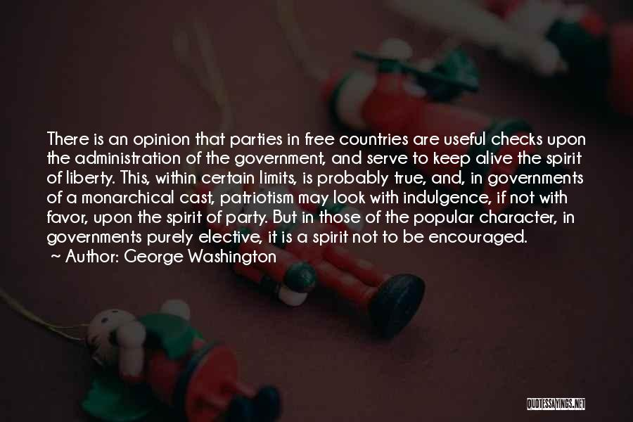 Look Within Quotes By George Washington
