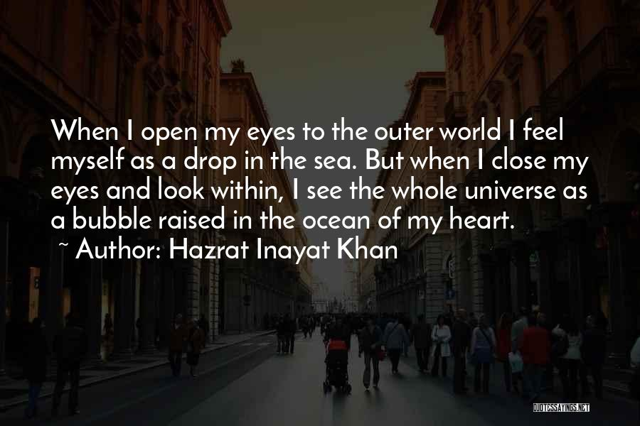 Look Within Quotes By Hazrat Inayat Khan