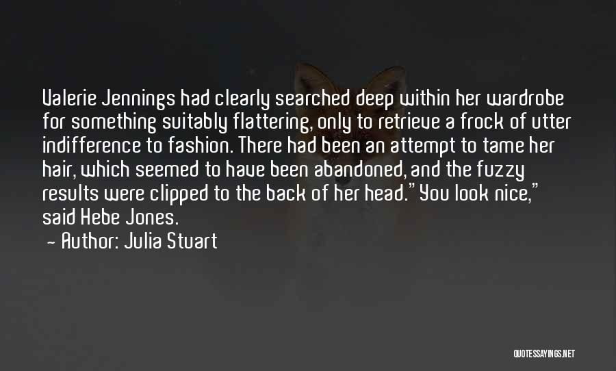 Look Within Quotes By Julia Stuart