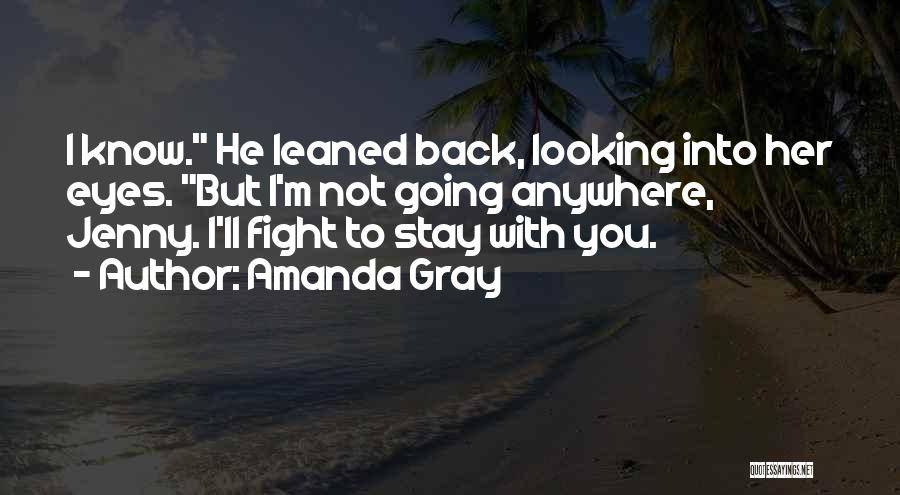Looking Back Love Quotes By Amanda Gray