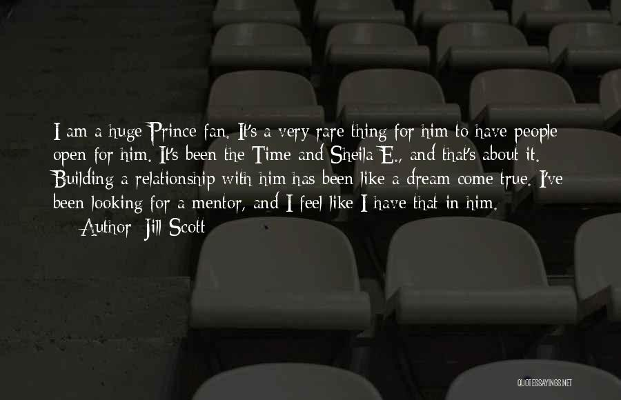 Looking For A Relationship Quotes By Jill Scott