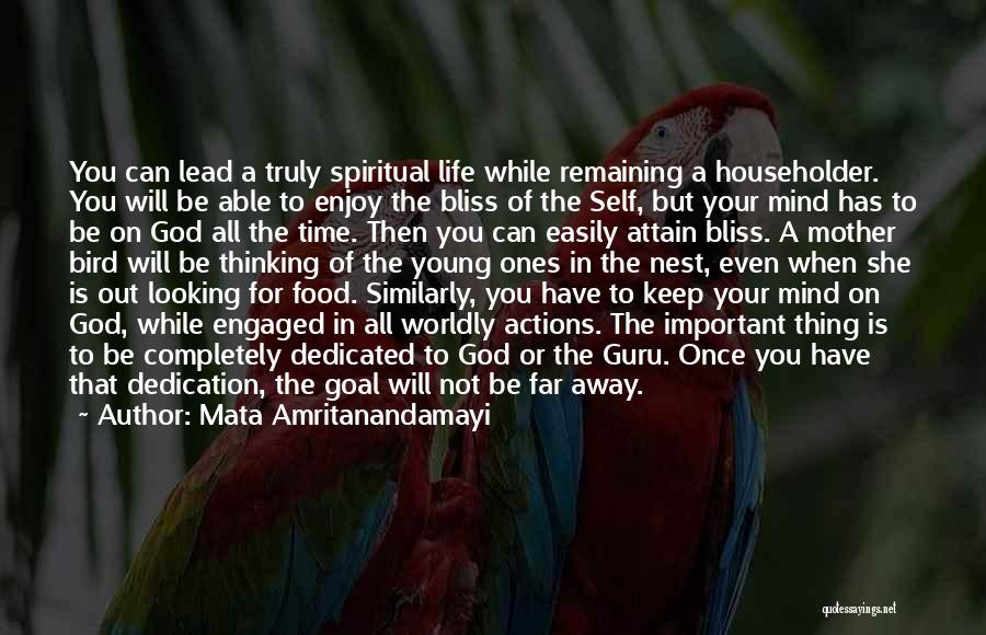 Looking For A Relationship Quotes By Mata Amritanandamayi