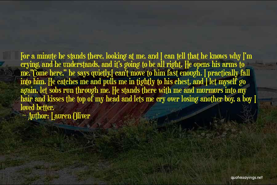 Looking For Someone Better Quotes By Lauren Oliver