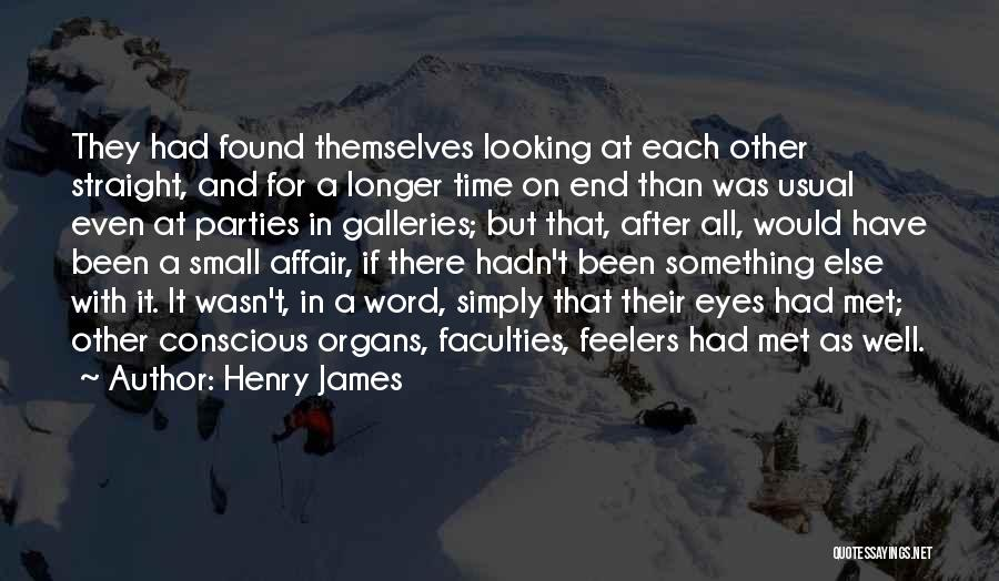 Looking For Something Quotes By Henry James
