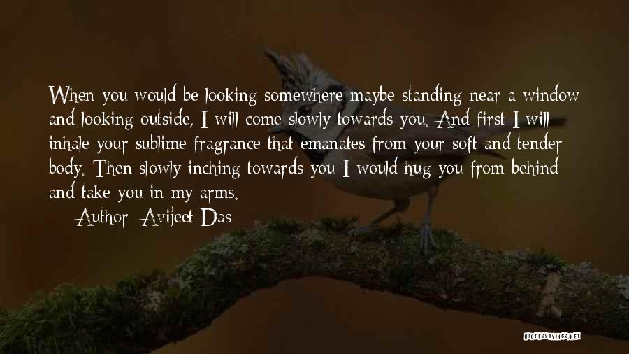 Looking Outside Quotes By Avijeet Das