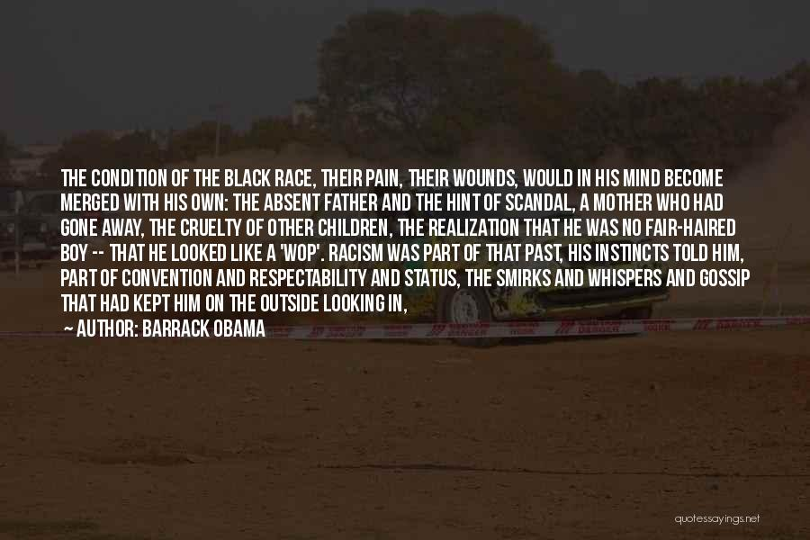Looking Outside Quotes By Barrack Obama
