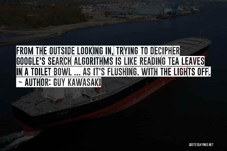 Looking Outside Quotes By Guy Kawasaki