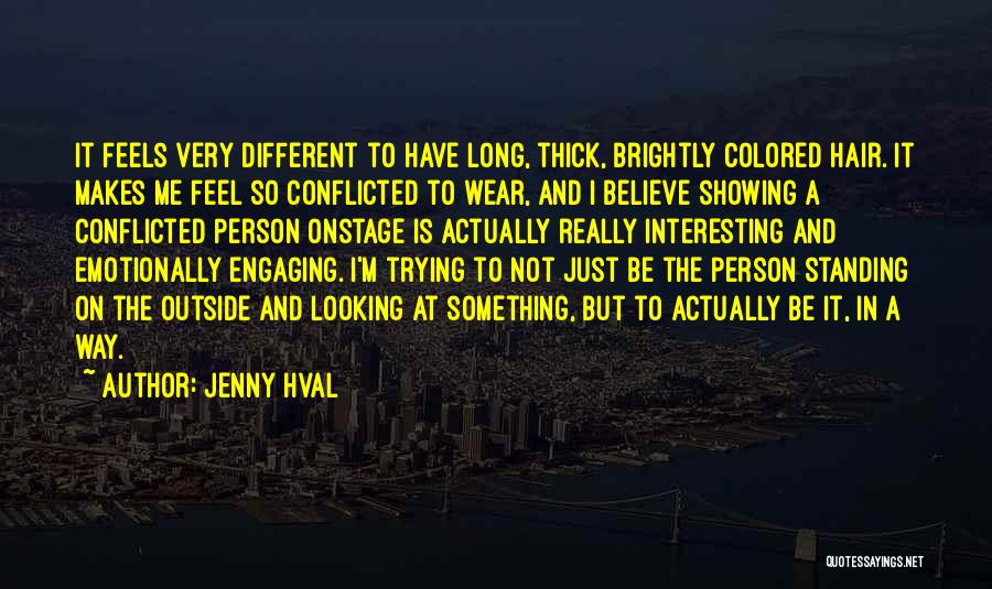 Looking Outside Quotes By Jenny Hval