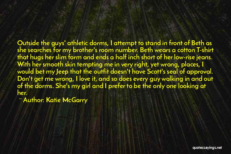 Looking Outside Quotes By Katie McGarry