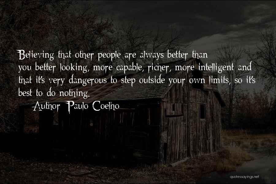 Looking Outside Quotes By Paulo Coelho