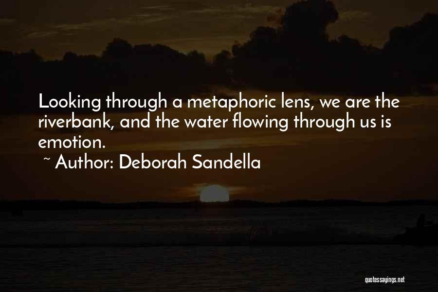 Looking Through A Lens Quotes By Deborah Sandella