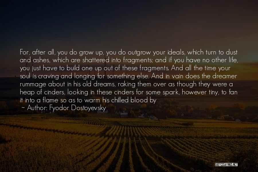 Looking Through Your Eyes Quotes By Fyodor Dostoyevsky