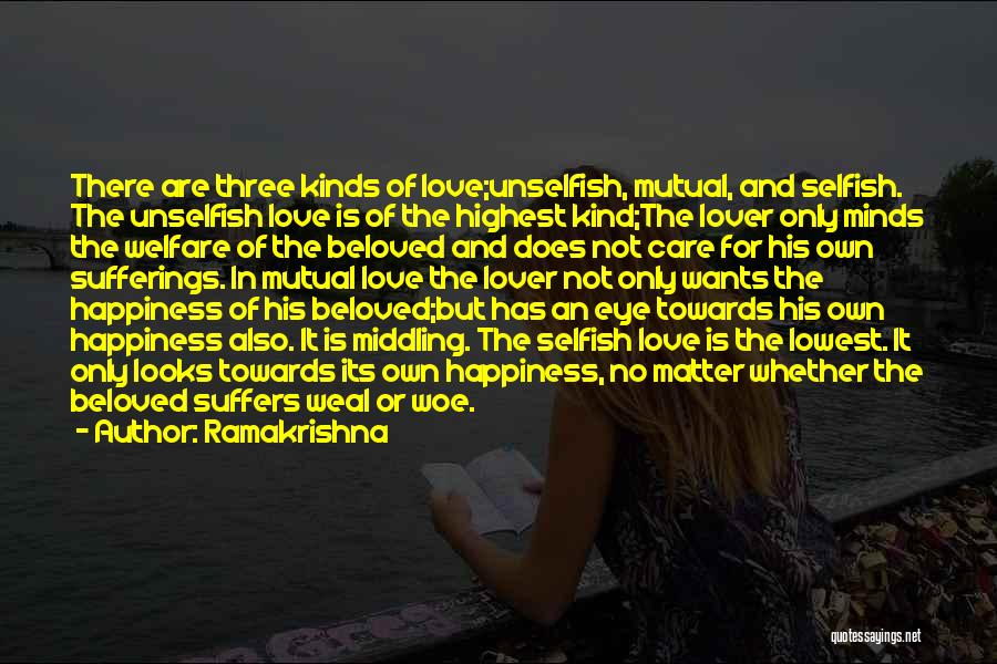 Looks Does Matter Quotes By Ramakrishna