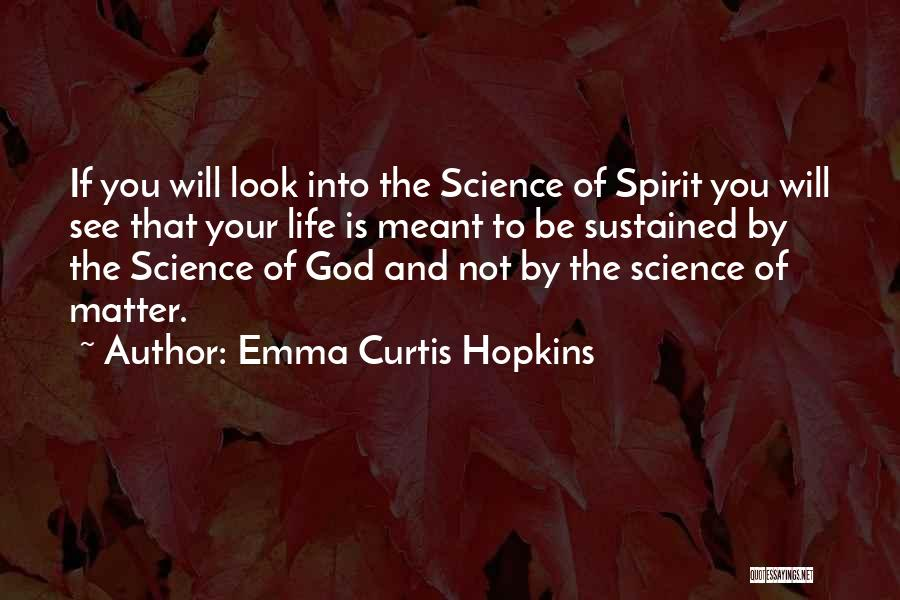 Looks Matter Quotes By Emma Curtis Hopkins