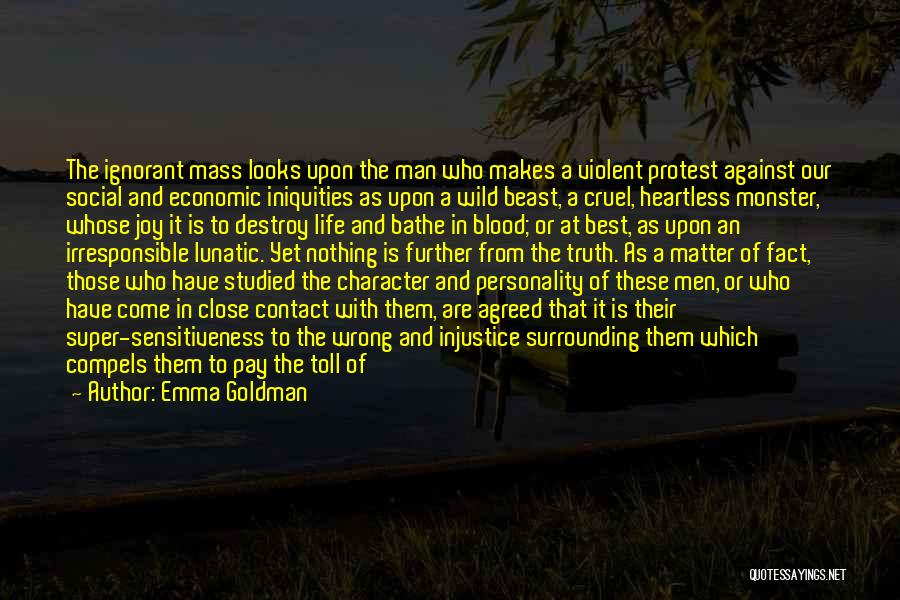 Looks Matter Quotes By Emma Goldman