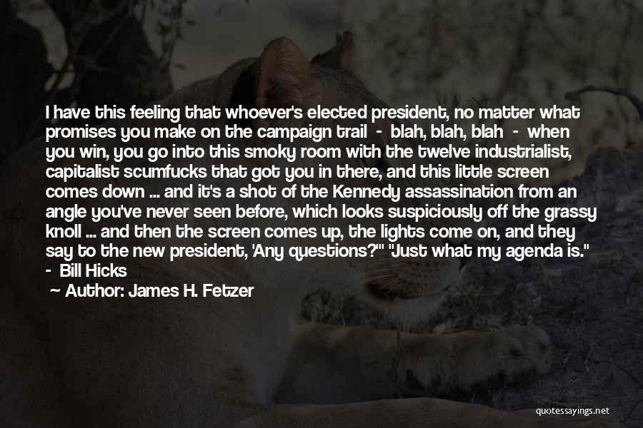 Looks Matter Quotes By James H. Fetzer