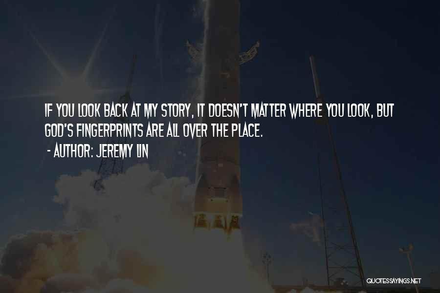 Looks Matter Quotes By Jeremy Lin