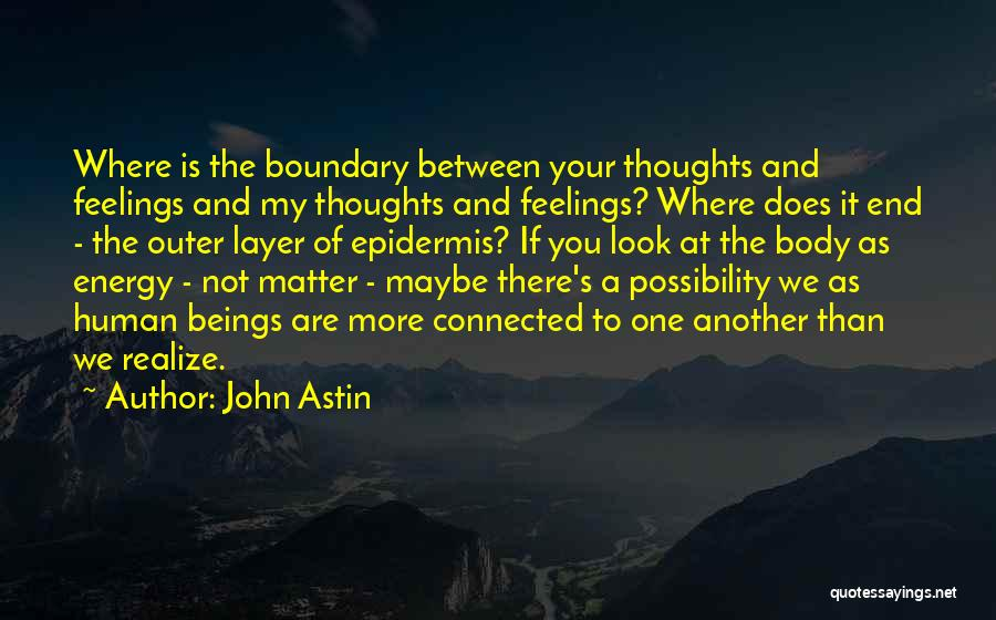 Looks Matter Quotes By John Astin