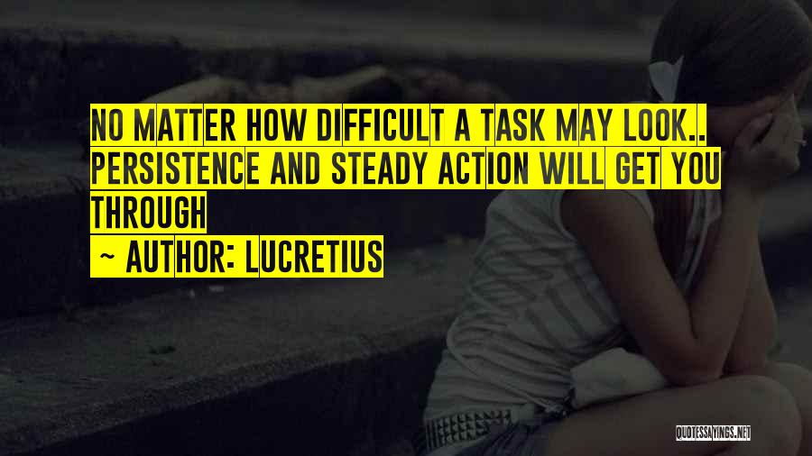 Looks Matter Quotes By Lucretius