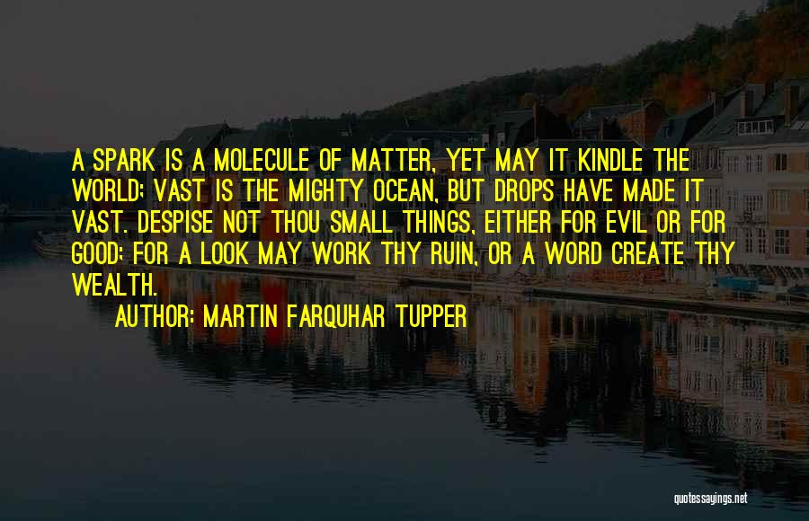 Looks Matter Quotes By Martin Farquhar Tupper