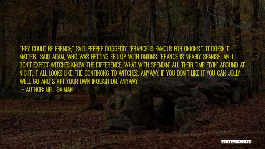 Looks Matter Quotes By Neil Gaiman