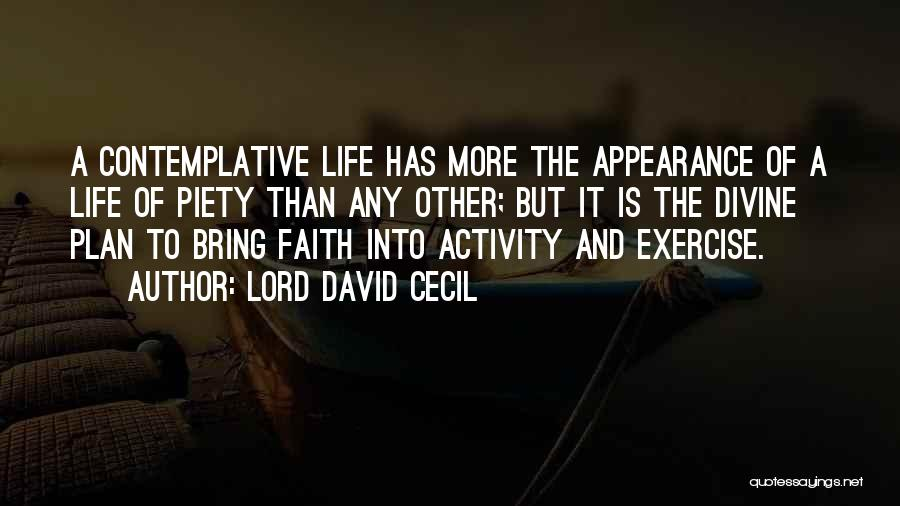 Lord David Cecil Quotes 1925223