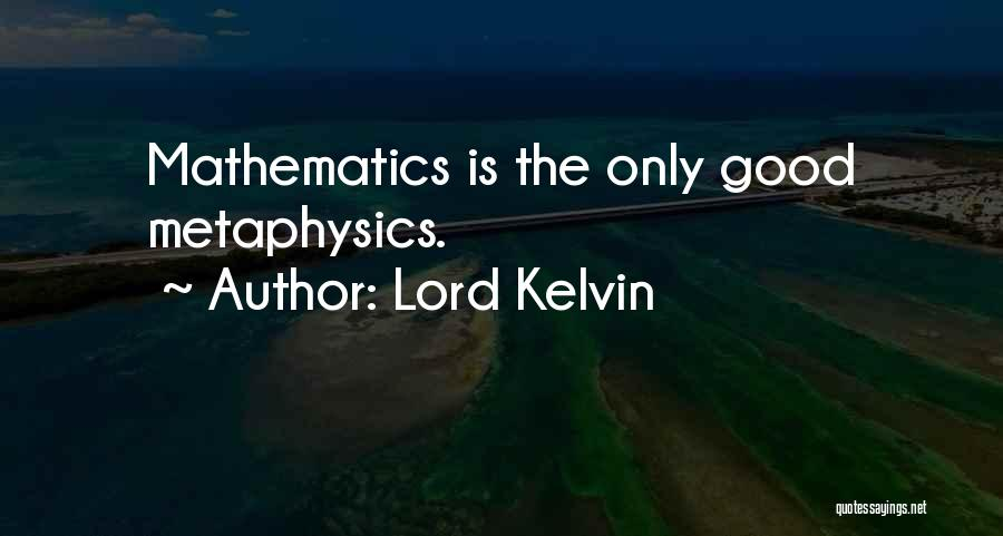 Lord Kelvin Quotes 1054168