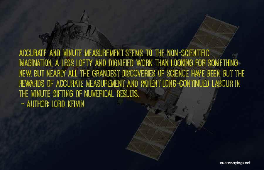Lord Kelvin Quotes 1244281
