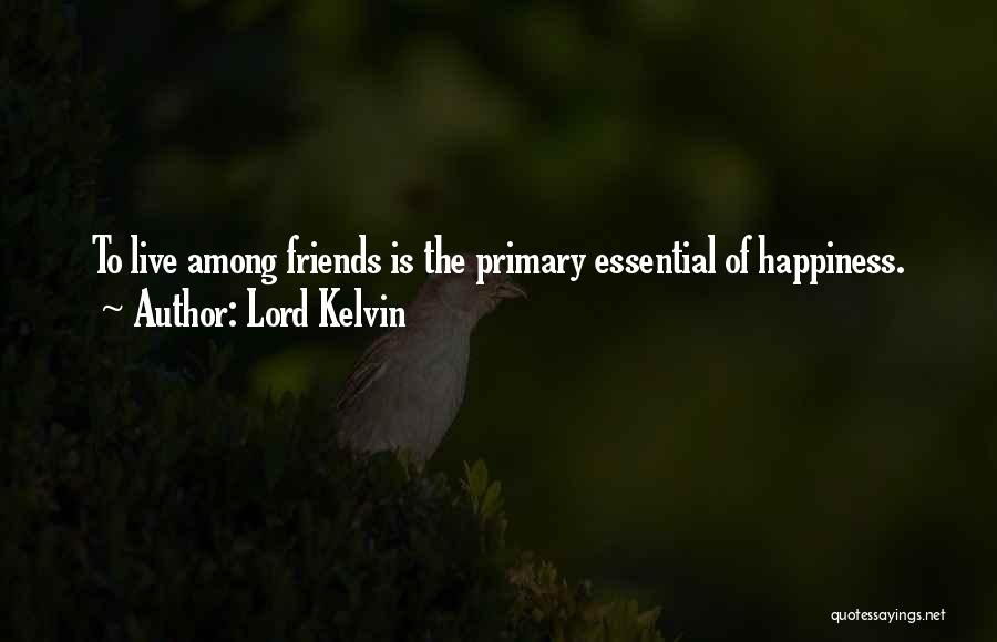 Lord Kelvin Quotes 1466324