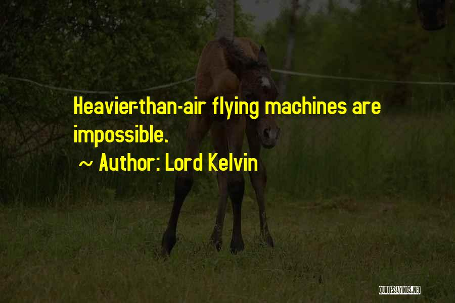 Lord Kelvin Quotes 1573765