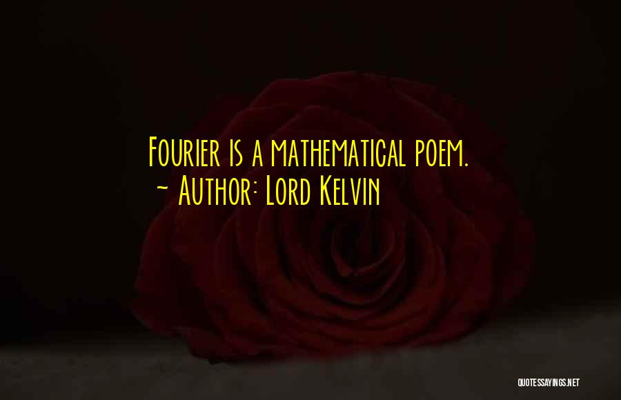 Lord Kelvin Quotes 1673233