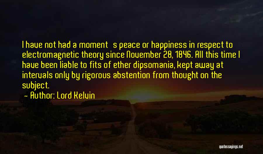 Lord Kelvin Quotes 858135
