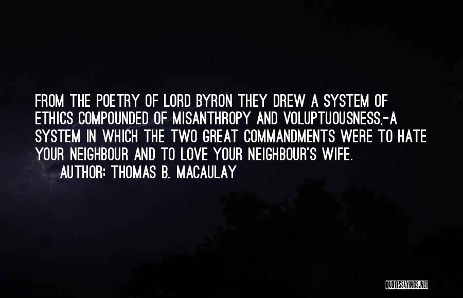 Lord Macaulay Quotes By Thomas B. Macaulay