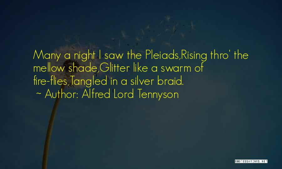 Lord Of The Flies Fire Quotes By Alfred Lord Tennyson