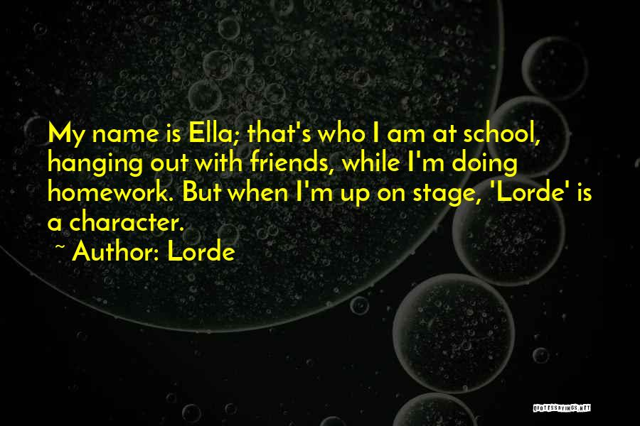 Lorde Quotes 2131219