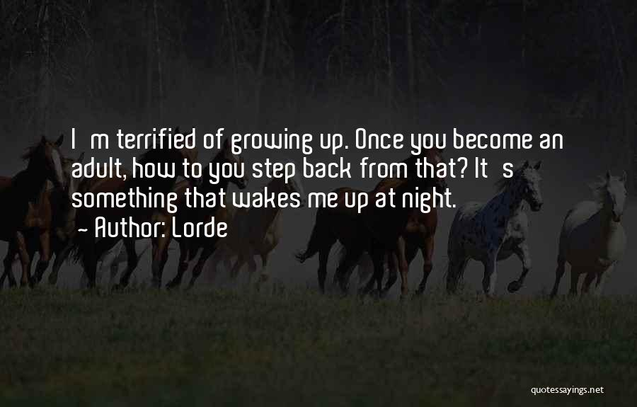 Lorde Quotes 404872