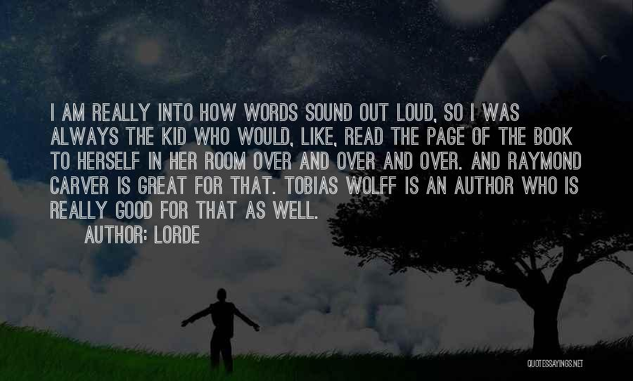 Lorde Quotes 960952