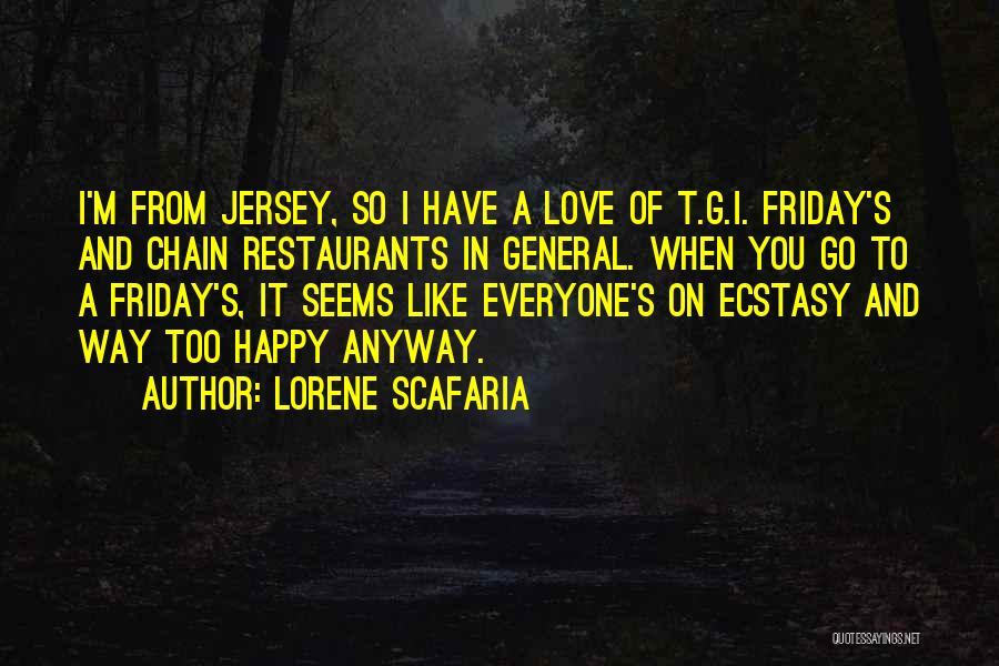 Lorene Scafaria Quotes 427278
