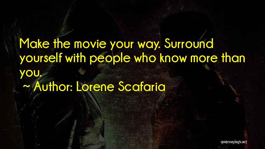 Lorene Scafaria Quotes 466342