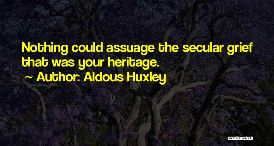 L'orfeo Quotes By Aldous Huxley