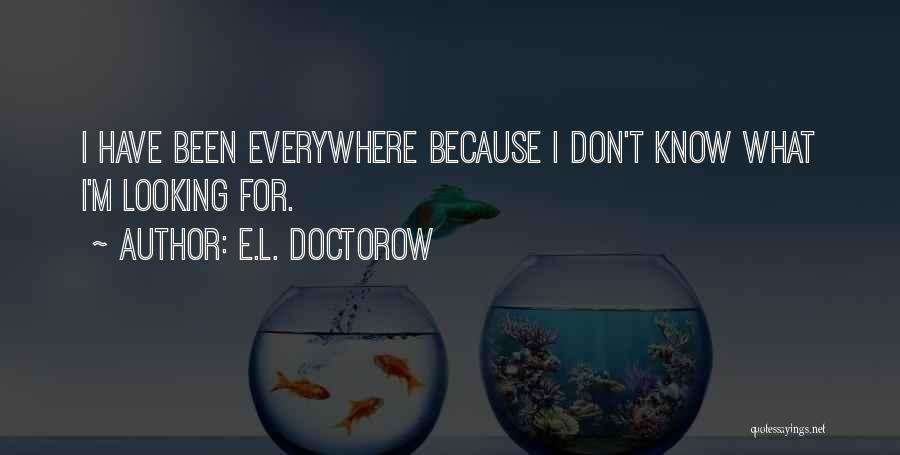 L'orfeo Quotes By E.L. Doctorow