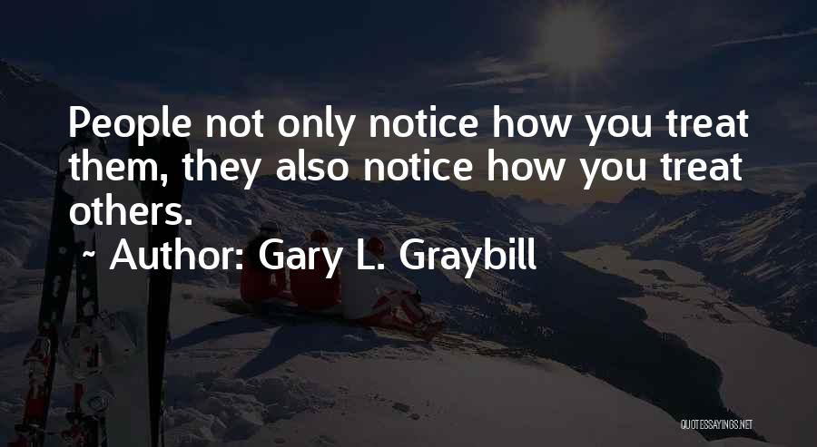 L'orfeo Quotes By Gary L. Graybill